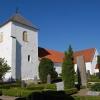 Bilder från Grönby kyrka