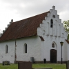 Bilder från Hyby gamla kyrka