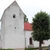 Bilder från Knästorps kyrka