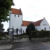 Bilder från Tottarps kyrka