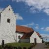 Bilder från Skårby kyrka
