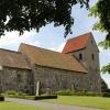 Bilder från Sjörups gamla kyrka