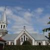 Bilder från Vallösa kyrka
