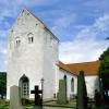 Bilder från Bromma kyrka