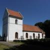 Bilder från Högestads kyrka