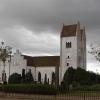 Bilder från Hörups kyrka