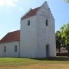 Bilder från Södra Åsums gamla kyrka