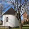 Bilder från Södra Åsums kyrka