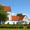Bilder från Vollsjö kyrka