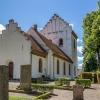 Bilder från Hurva kyrka