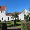 Bilder från Kattarps kyrka