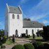 Bilder från Välluvs kyrka
