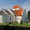 Bilder från Ravlunda kyrka