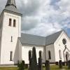 Bilder från Södra Mellby kyrka