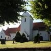 Bilder från Östra Ingelstads kyrka