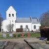 Bilder från Övraby kyrka