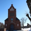 Bilder från Tomelilla kyrka