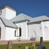 Bilder från Andrarums kyrka
