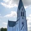 Bilder från Björnekulla kyrka