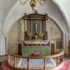 Bilder från Ivö kyrka