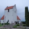 Bilder från Kiaby kyrka