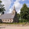 Bilder från Flymens kyrka