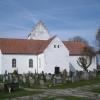 Bilder från Kristianopels kyrka