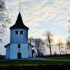 Bilder från Åsbräcka kyrka