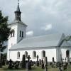 Bilder från Hunnestads kyrka
