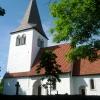 Bilder från Halls kyrka