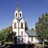 Bilder från Möja kyrka