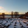Bilder från Djurö kyrka