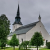Bilder från Lindesberg kyrka