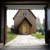 Bilder från Håsjö gamla kyrka