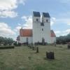 Bilder från Färlövs kyrka