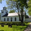Bilder från Bellö kyrka