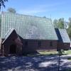 Bilder från Hallstaviks kyrka