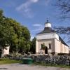 Bilder från Svinnegarns kyrka
