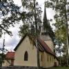 Bilder från Bergviks kyrka