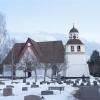Bilder från Arbrå kyrka