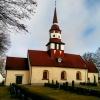 Bilder från Björkebergs kyrka