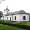 Bilder från Rappestads kyrka
