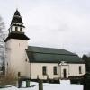 Bilder från Vikingstads kyrka