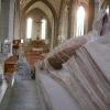 Bilder från Vadstena klosterkyrka