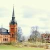 Bilder från Gladhammars kyrka