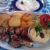 Bilder från Mediterranean, Restaurang