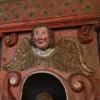 Bilder från Haurida kyrka