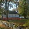 Bilder från Marums kyrka
