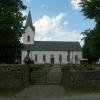 Bilder från Skallmeja kyrka