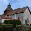 Bilder från Luttra kyrka